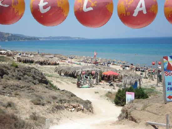 Василикос, Греция: Banana Beach 2007