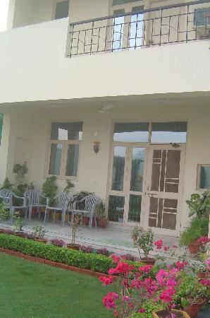 Garden Villa Homestay: la villa