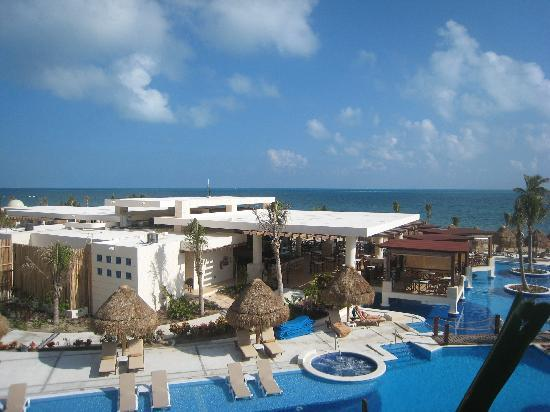 Excellence Playa Mujeres : EC Roof Top Terrace - Ocean Front