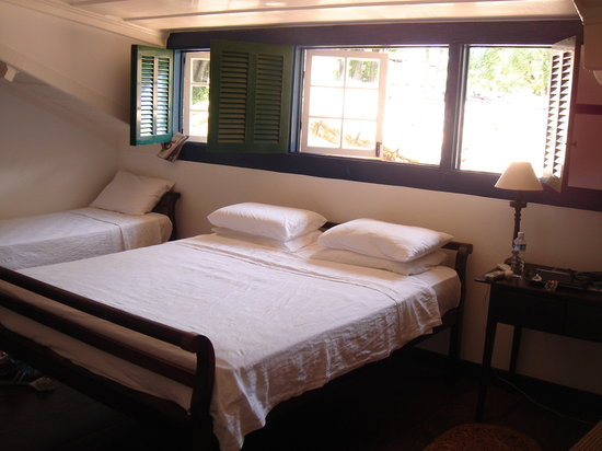 Pousada da Marquesa: My room