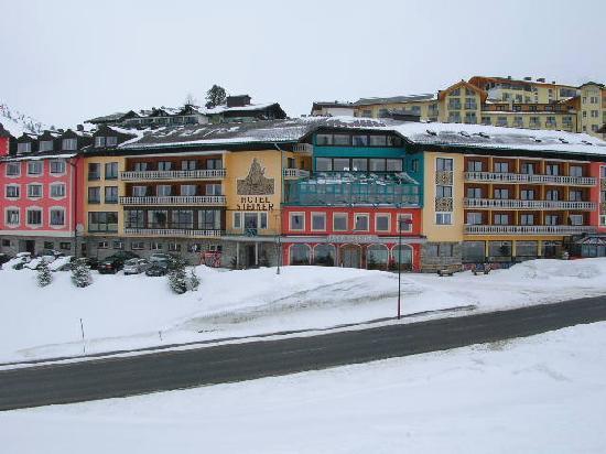Hotel Steiner: Hotel front