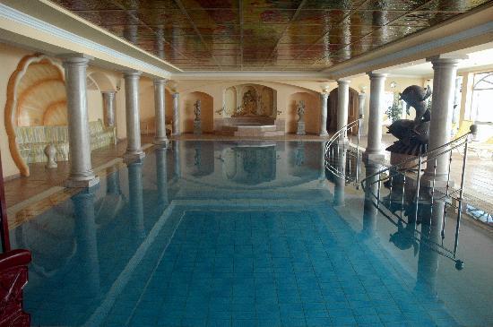 Hotel Steiner: The pool