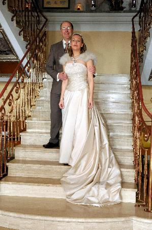 Hotel Steiner: father-in-law and the bride