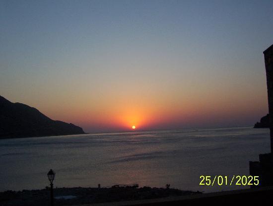 Elounda, Grèce : Spinalonga Dawn