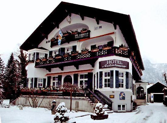 Hotel Aschenbrenner: Very Cozy Hotel!