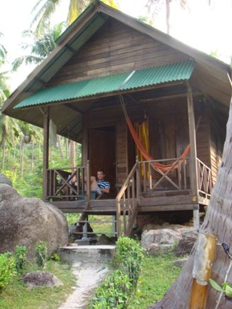 Sai Thong Resort & Spa : Beach bungalow