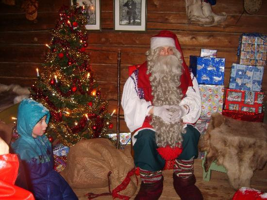 Santa Claus Village: Santa