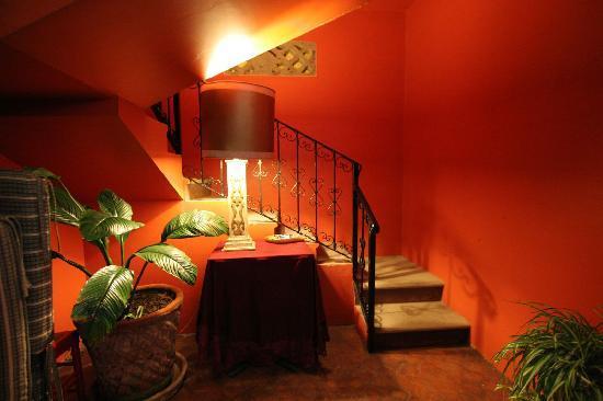 Casa Schuck Boutique Hotel: Stairway