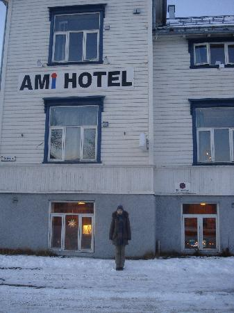 AMI Hotel Tromso : AMI Hotel from the outside