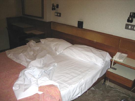 Canova Hotel: Habitación