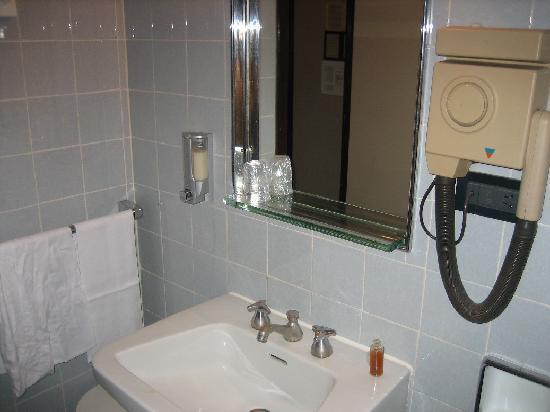 Canova Hotel: Baño 2