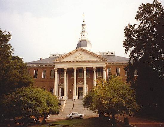 State Capitol Building, Annapolis, Maryland, United States