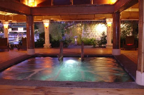 Plantation Bay Resort And Spa: jacuzzi and hot pool