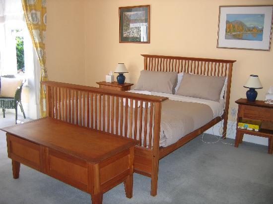 Orari Bed & Breakfast: Another bedroom