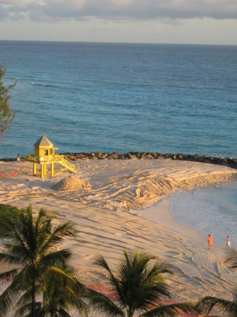 Hilton Barbados Resort: View from the room