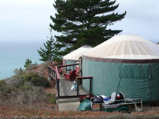 Yurt Number 8 And 9 With Ocean View Picture Of Treebones Resort Big Sur Tripadvisor Clothing store in la paz, bolivia. yurt number 8 and 9 with ocean view