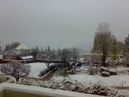 Pearl Continental Hotel Bhurban: Snow In Bhurban