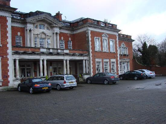 Clitheroe, UK: Hotel Front