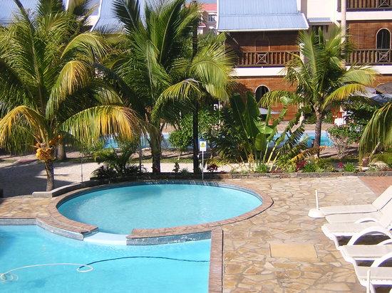 Le Palmiste Resort & Spa: Vue de la chambre 1