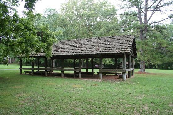 Cleveland, TN: red clay state historic site