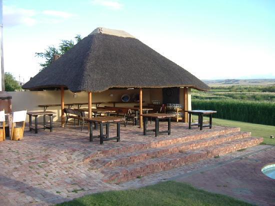 De Zeekoe Guest Farm : The Bar!