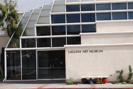 Laguna Art Museum Exterior