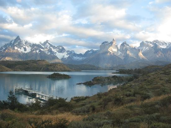 explora Patagonia : Speaks for itself - amazing view, like a painting...