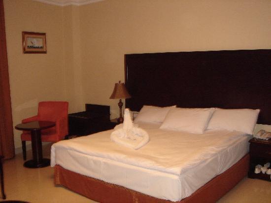 Captains Hotel: Chambre