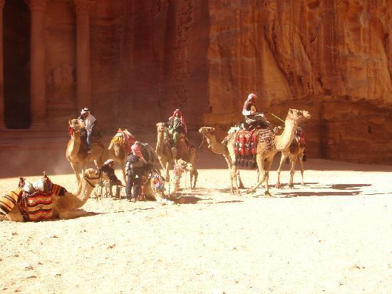 Captains Hotel : Petra