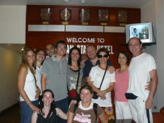 Ocean Stars 2 Hotel: We are group