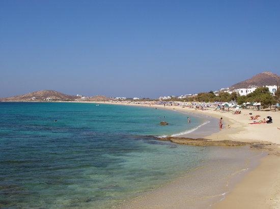 Agios Prokopios Beach: Agios Prokopios