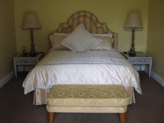 Glen Isla House: Bedroom