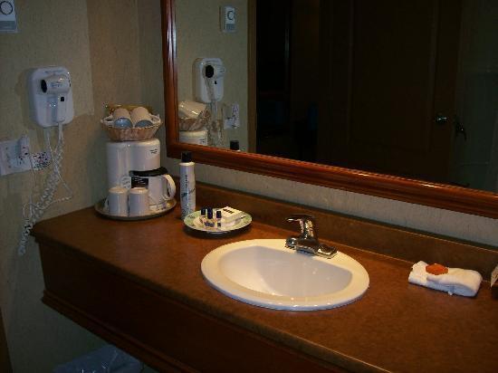Hotel Chateau Laurier: Waschbecken