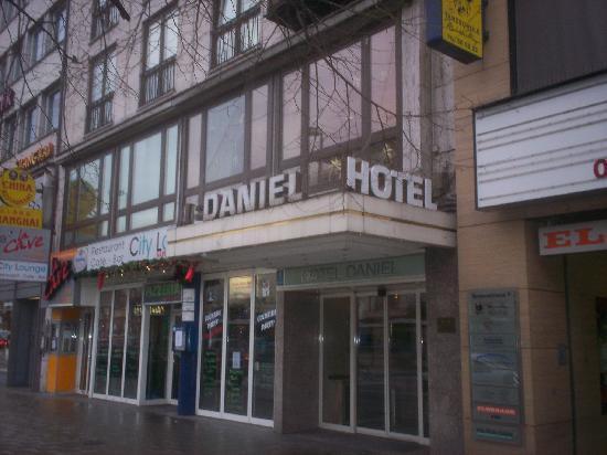 hotel daniel munich: