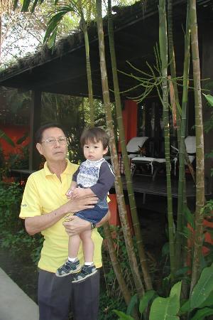 Baan Nam Ping Riverside Village: Baannamping
