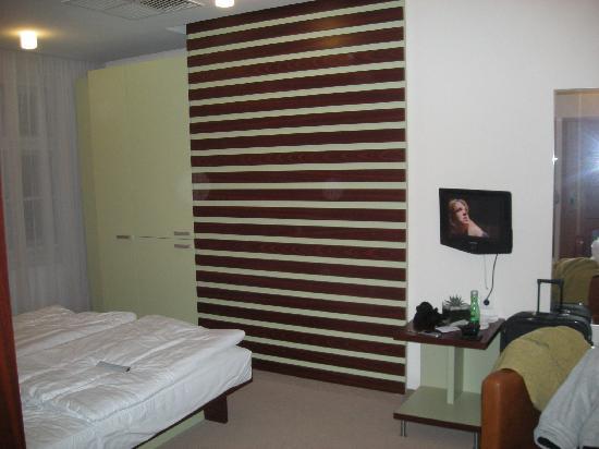 APLEND CITY Hotel Michalska: Double Bedroom 23