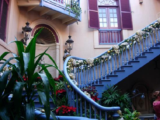 Disneyland: New Orleans Square