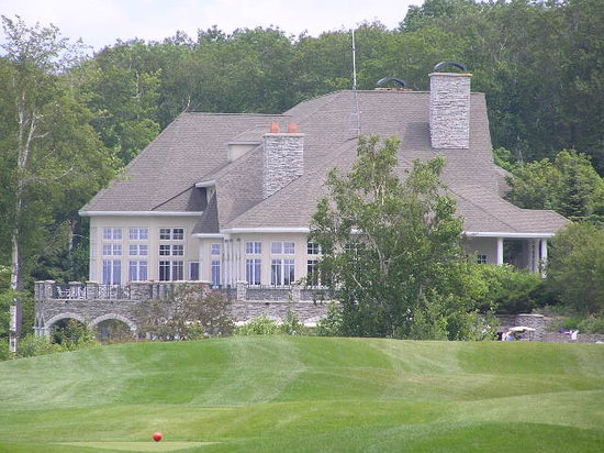 Petoskey, Мичиган: Bay Harbor Golf Club