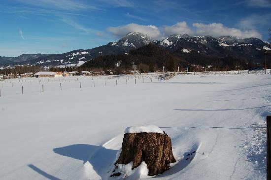 Fischbachau landscape