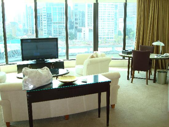 Crown Towers Melbourne: Sitting Area