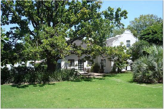 Rothman Manor: Gardens