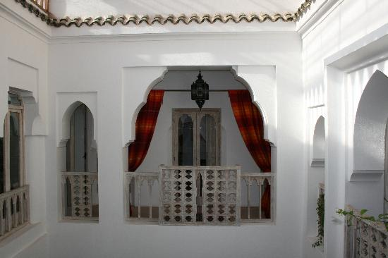 Riad Safa: Internal view of Riad