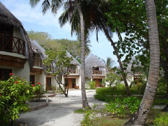 Bandos Maldives: Jacuzzi villas