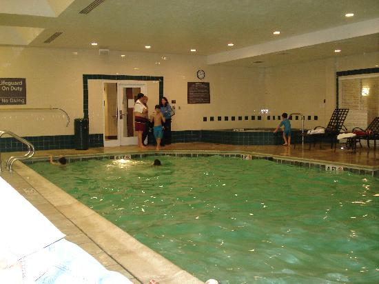 Hampton Inn Littleton: Hampton Inn piscina
