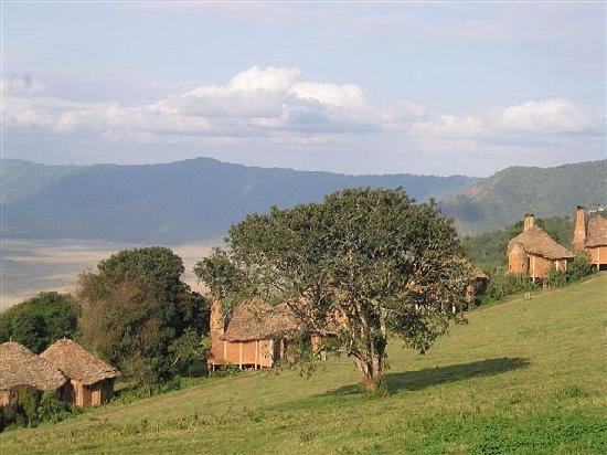 andBeyond Ngorongoro Crater Lodge: North Camp