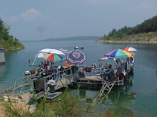 อาร์คันซอ: Bull Shoals Lake, Summer Paradise