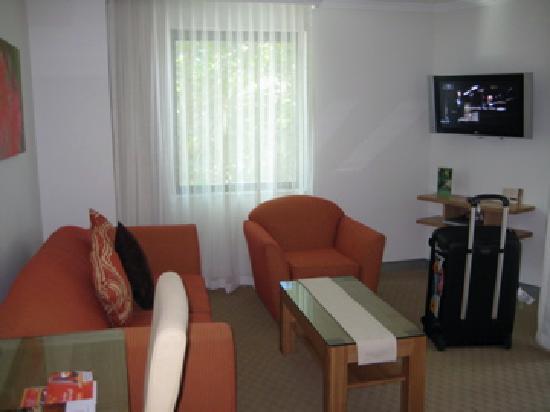 Seasons Darling Harbour: Lounge/sitting