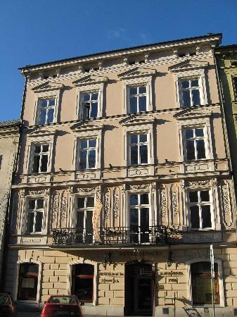 Hotel Senacki: Front of the Senacki