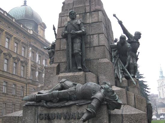 Grunwald Monument