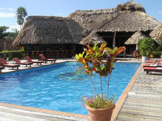Captain Morgan's Retreat : The main pool